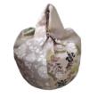 Natur kaleidoszkóp csepp alakú babzsák