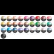 DecoArt Americana Extreme Sheen metál akril festék, Obsidian