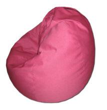 Pink csepp alakú babzsák