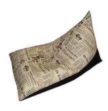Daily News-fekete tüske babzsák