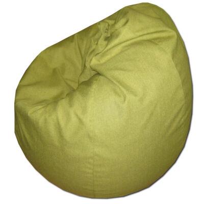 Csepp-babzsák-zöld