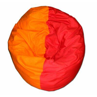 Narancs-piros multifunkcionális babzsák