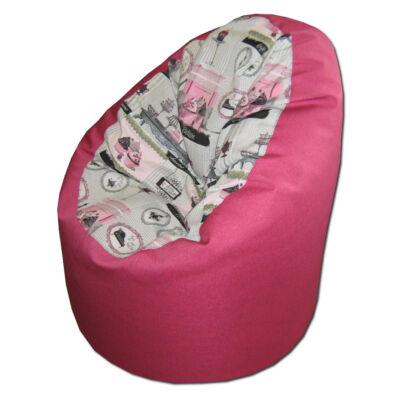 Pink-muffin-babzsák