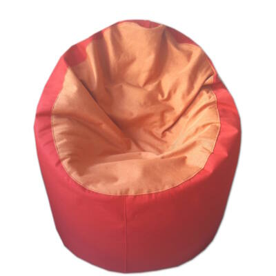 piros-narancs-babzsákfotel