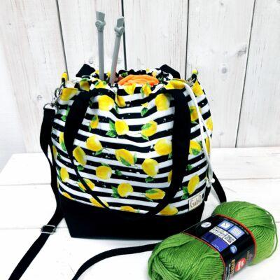 Rosie táska citromos