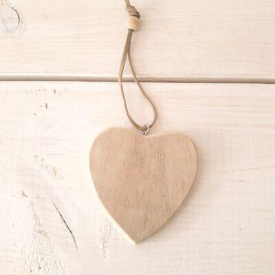 Fafüggő, szív