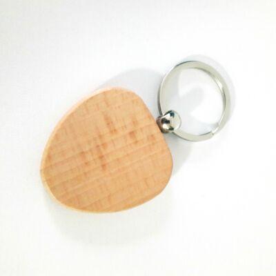 Kulcstartó fa szív