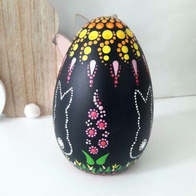 pontozott tojás